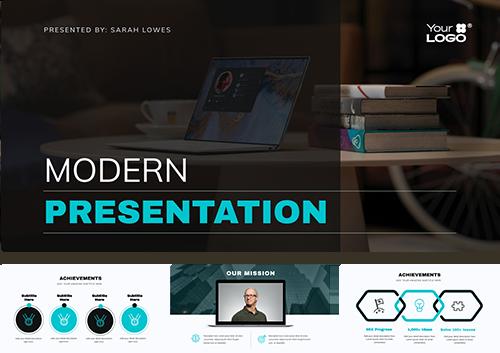 Modern Presentation Theme