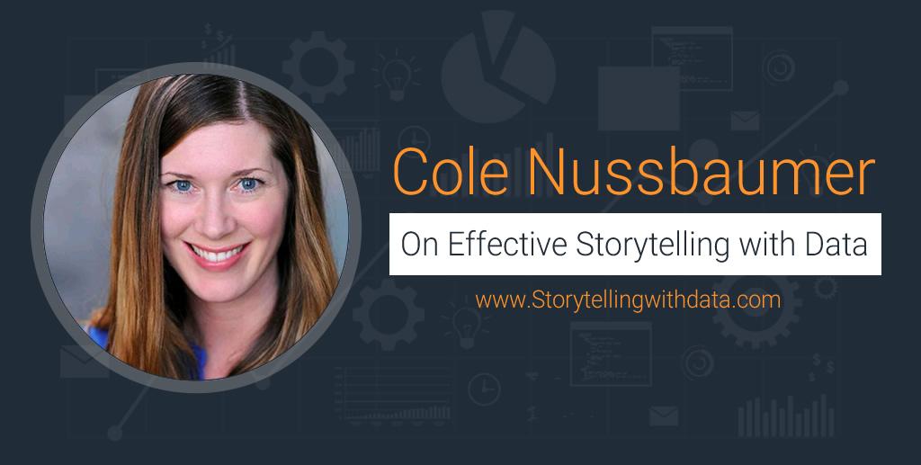 Expert Cole Nussbaumer-storytelling