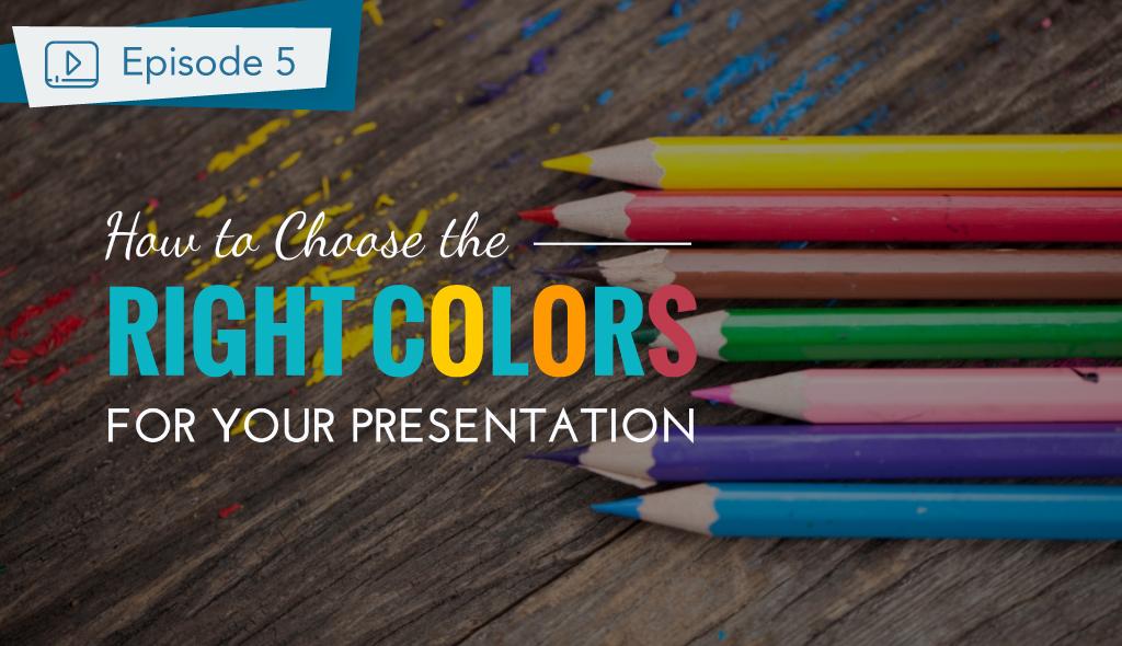 How To Make A Presentation Choose The Best Color Visme