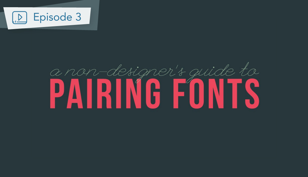 Font combination and Font pairing guide