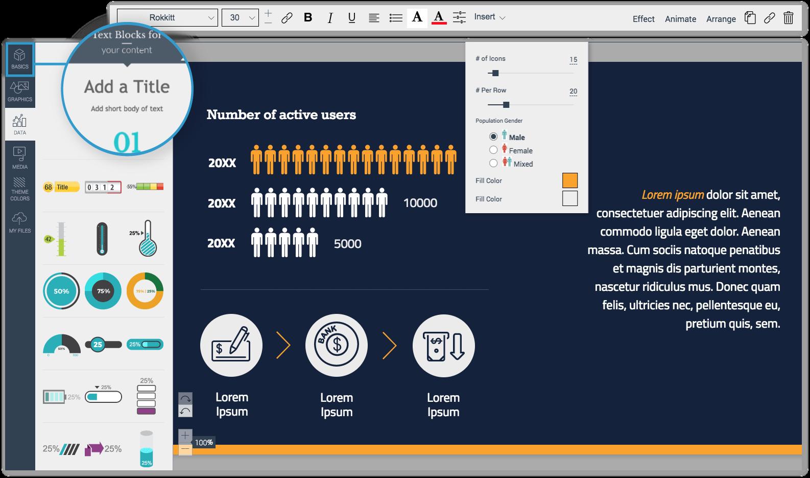 Free Online Presentation Maker | Edit, share online or ...