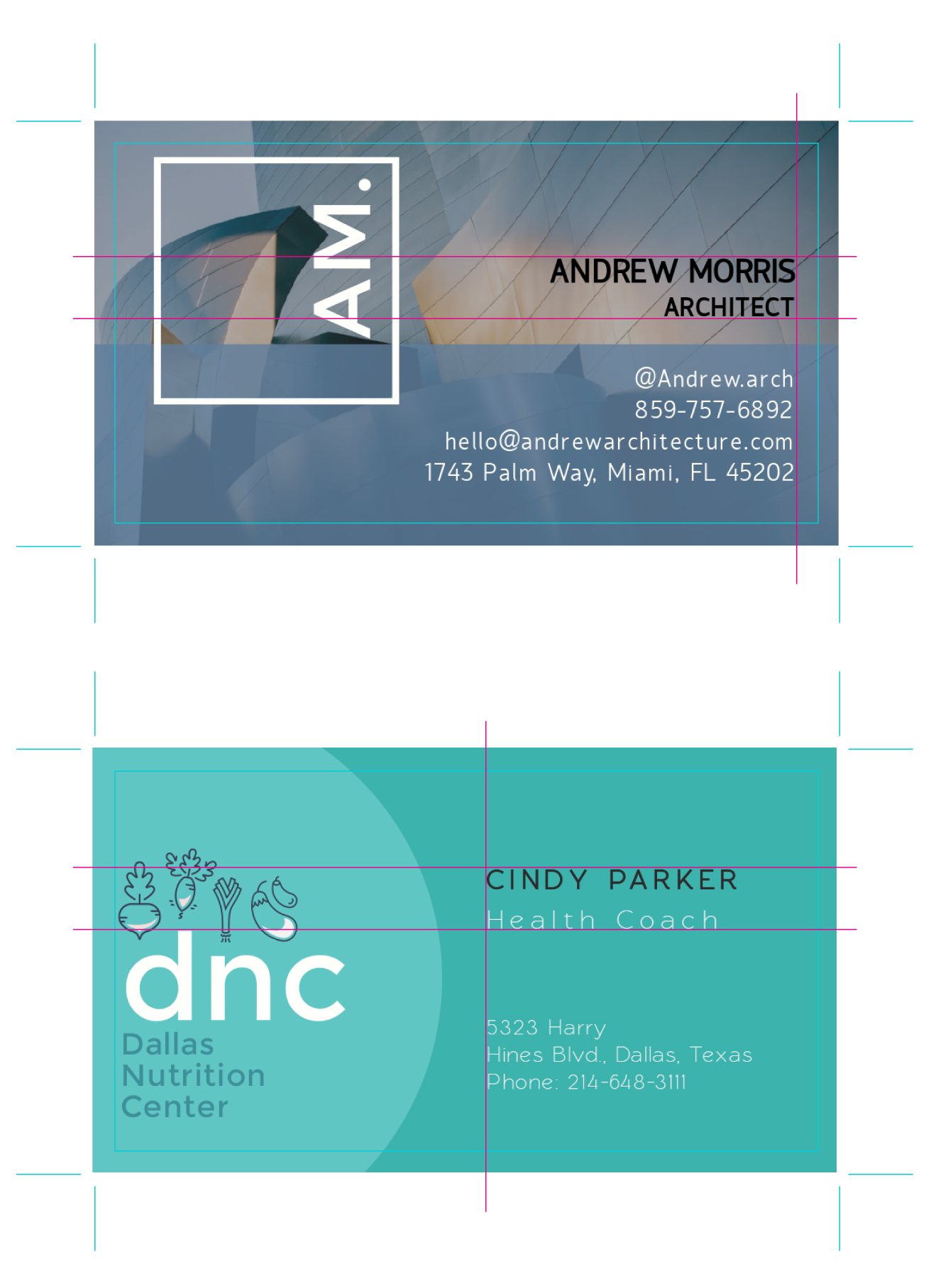 business card maker visme templates