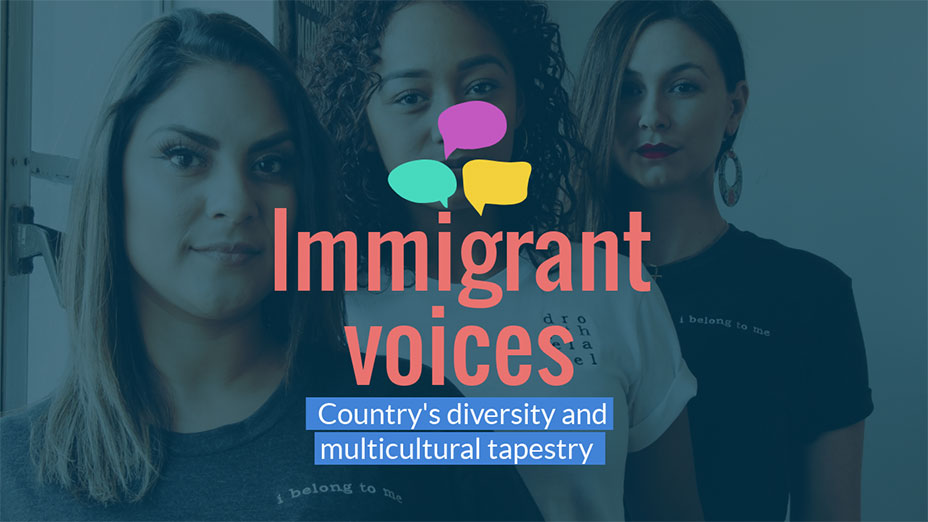 You Thumbnail Template Immigrant Voices People Video Cover