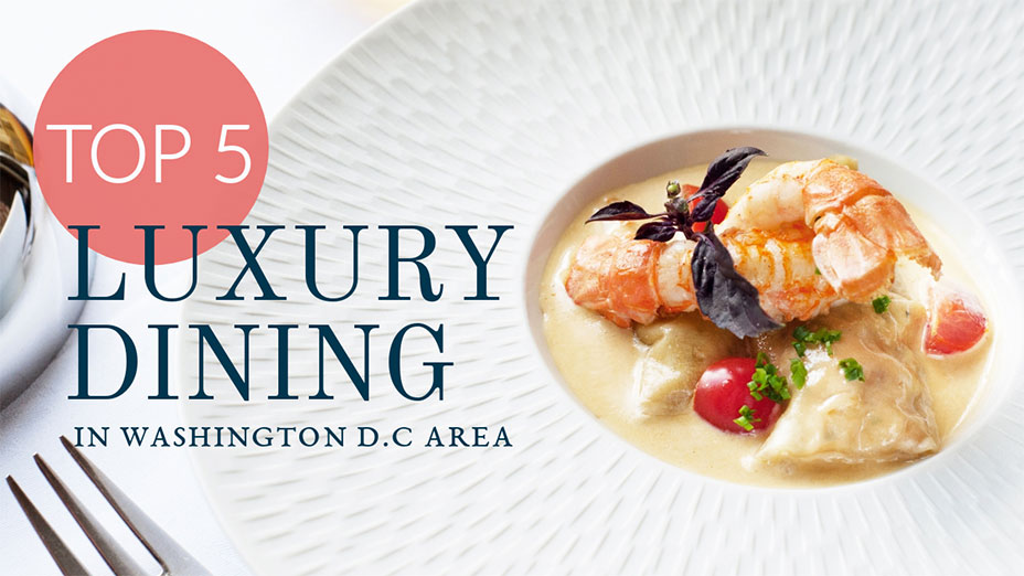 Youtube thumbnail template luxury dining restaurants