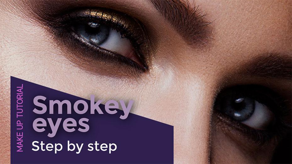 Youtube thumbnail template makeup tutorial