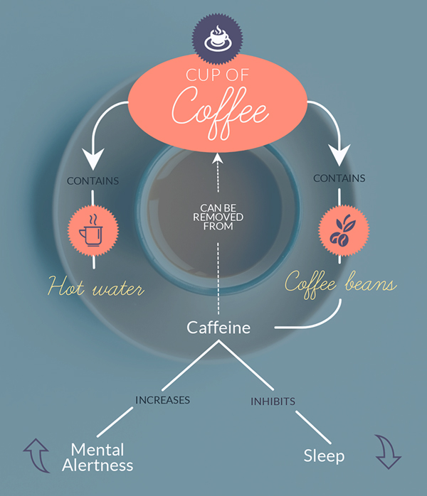 coffee concept map template