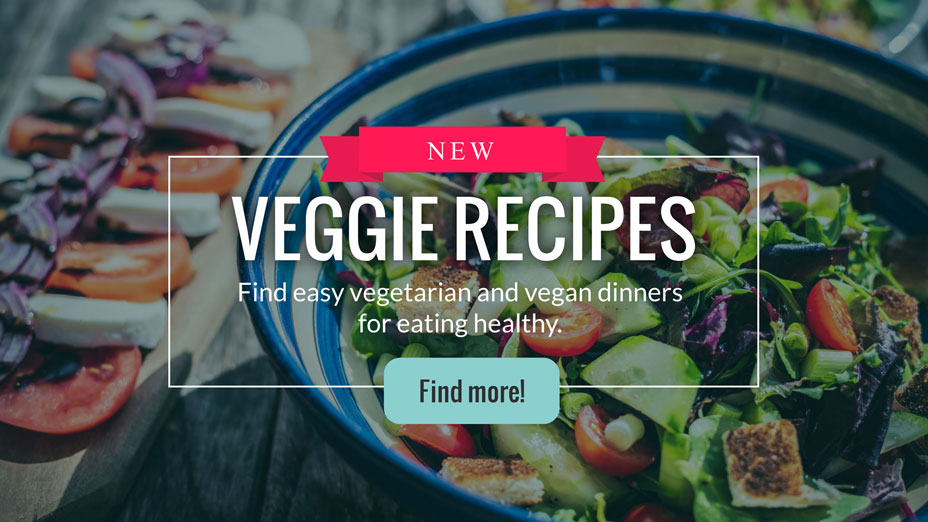 recipe banner template visme