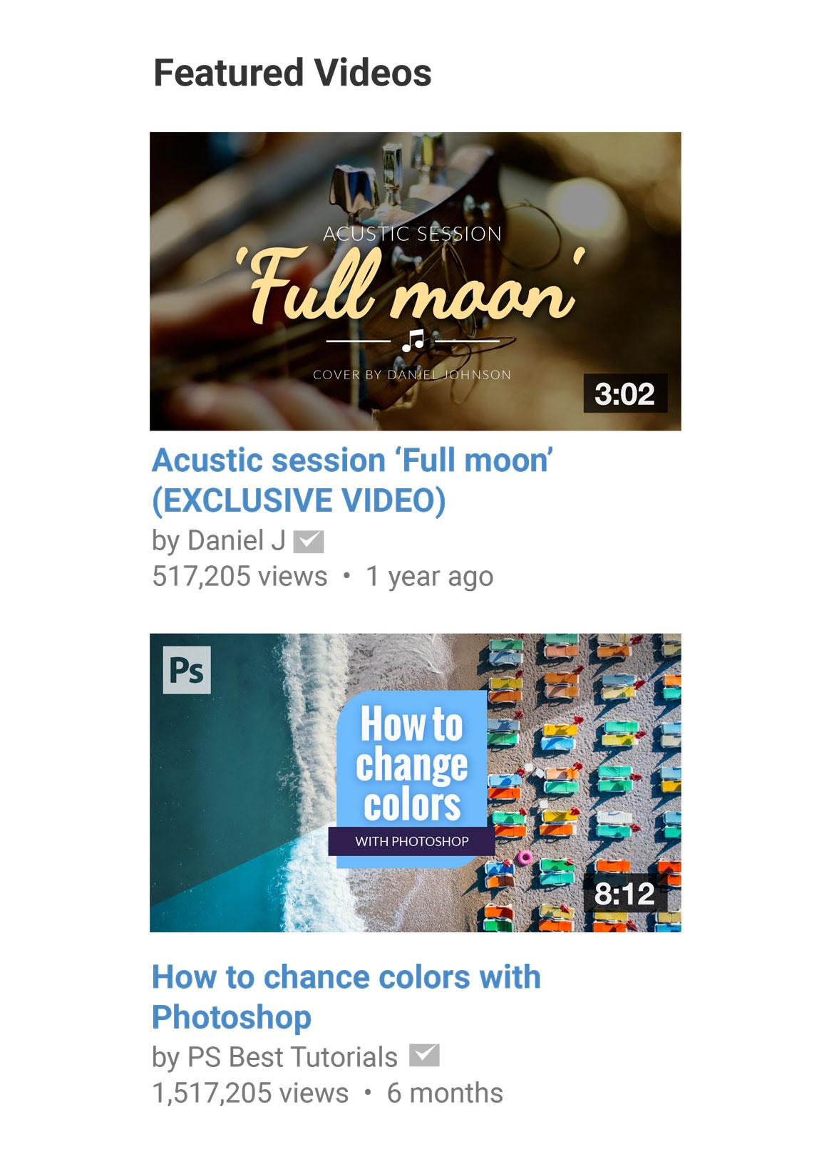 youtube thumbnail generator examples