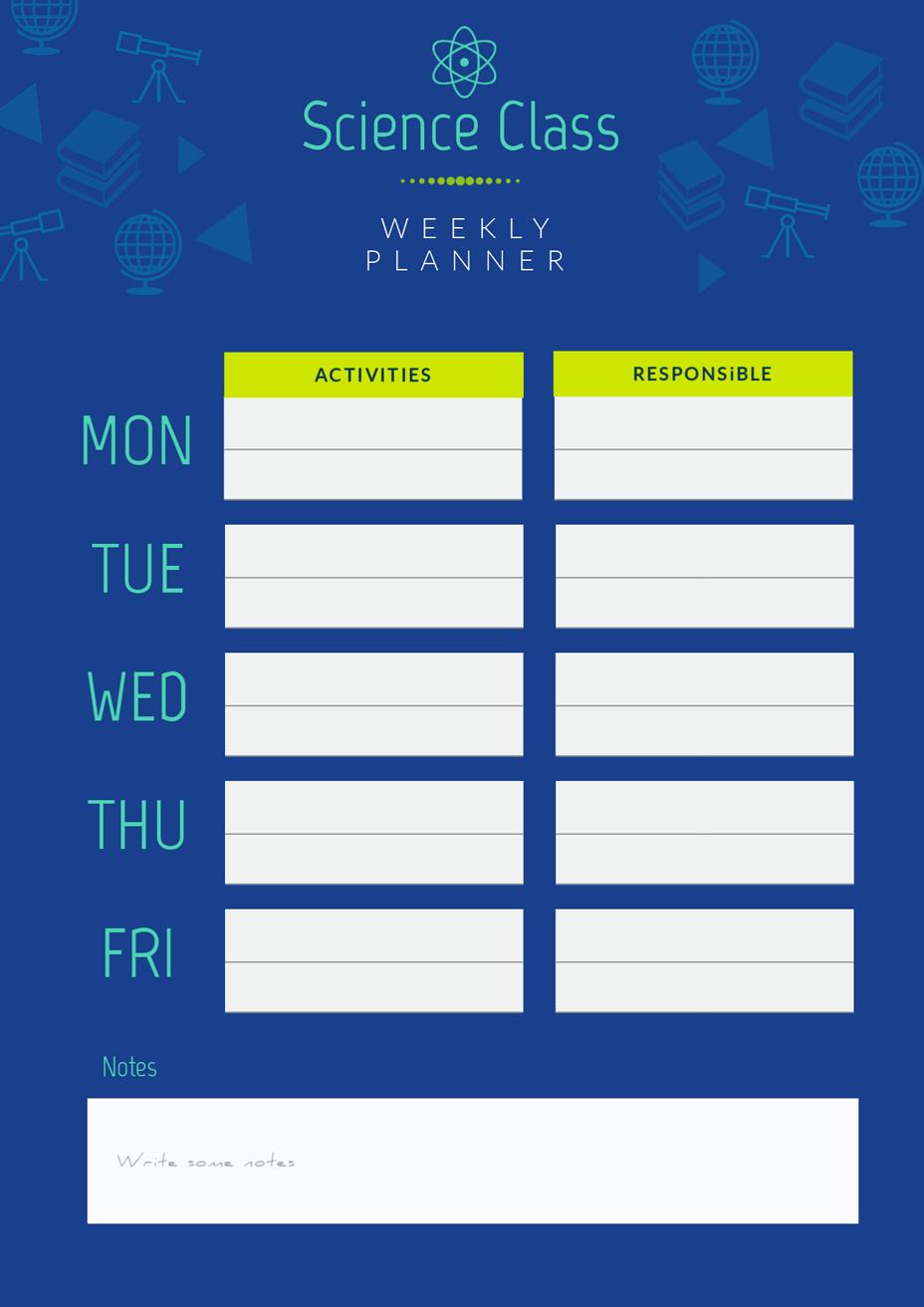 free schedule maker schedule builder visme