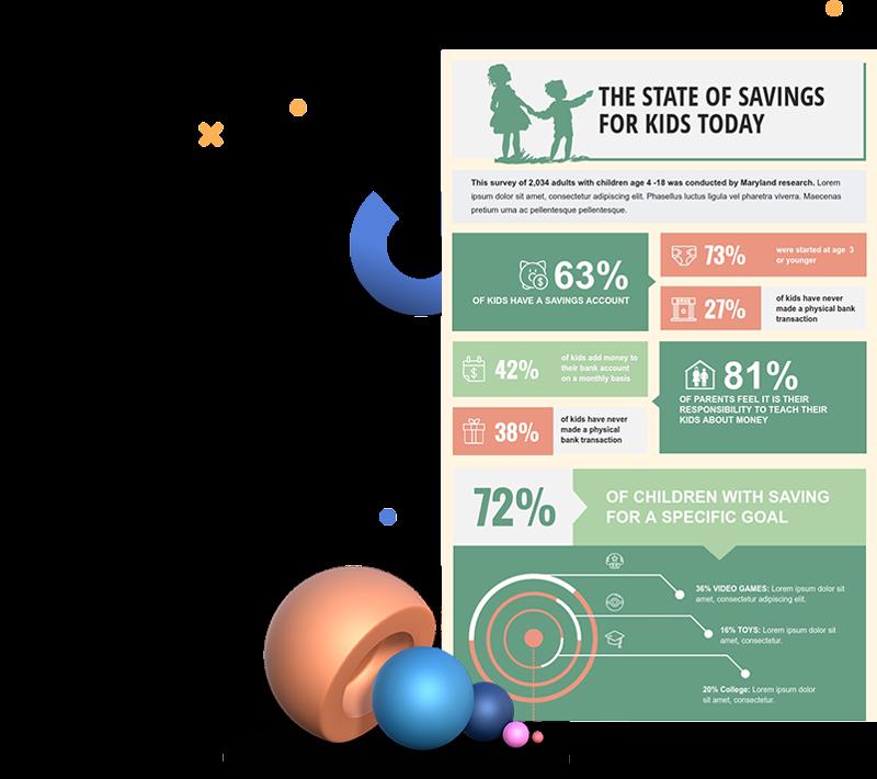 Nonprofit Infographic Templates