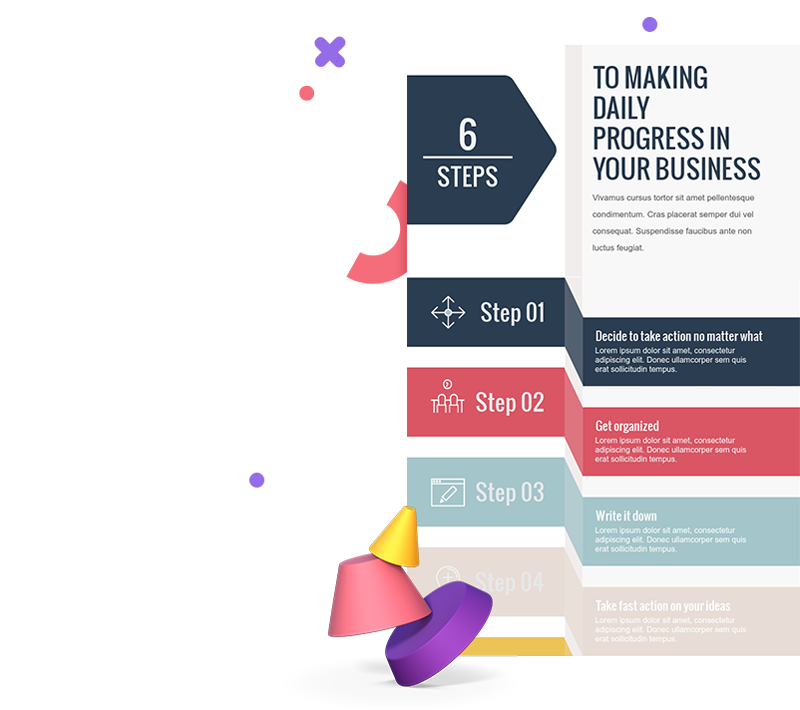 Process Infographic Templates