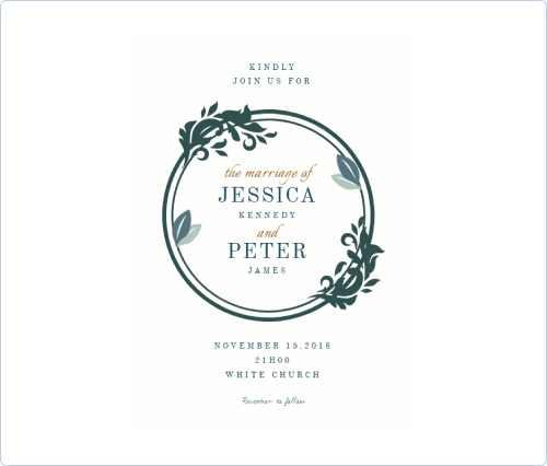 Invitations Templates